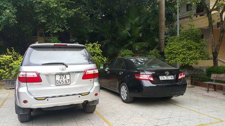 Pha soi bac lon o TP Vinh: Tam giu nhieu tay giang ho com can - Anh 2