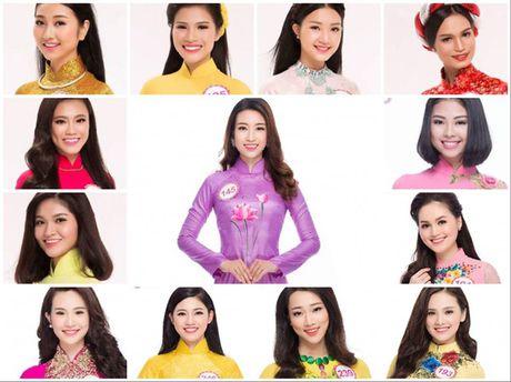 Quynh Chau dan dau de cu 'Ve dep Viet vuot thoi gian' 2016 - Anh 3