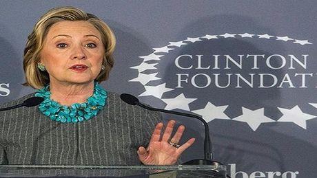 Ong chu WikiLeaks: Chien tranh o Libya la cuoc chien cua ba Hillary Clinton - Anh 1