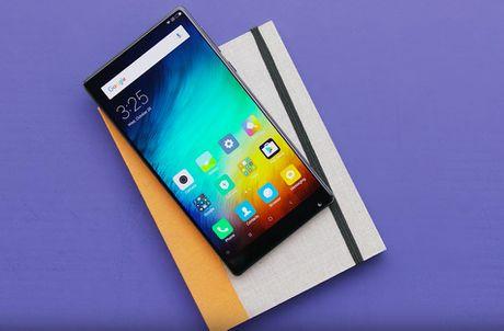 Xiaomi ban 10.000 chiec dien thoai khong vien Mi MIX trong 10 giay - Anh 1
