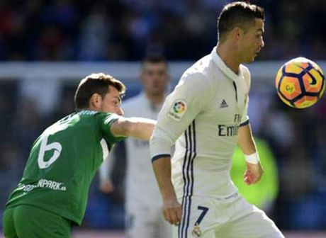 TRUC TIEP Real Madrid - Leganes: Dap tat hy vong (KT) - Anh 5