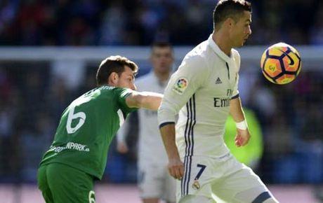 "Real Madrid - Leganes: Khi Gareth Bale lam ""sat thu"" - Anh 1"