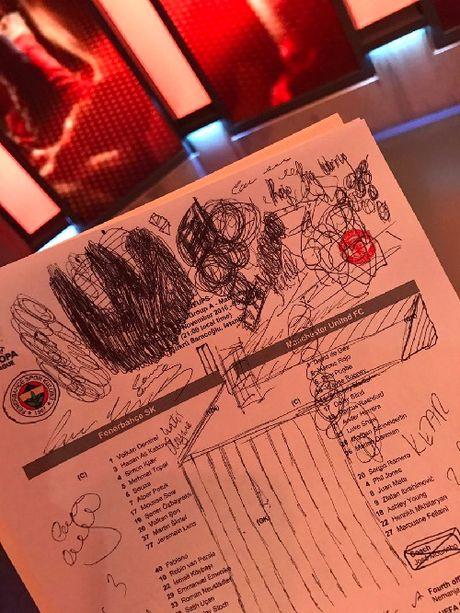Scholes gach nat danh sach doi hinh cua Man Utd vi gian - Anh 2