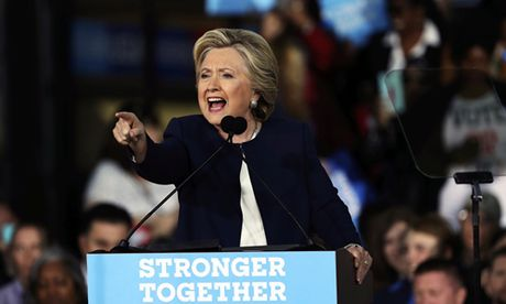 Nhung buoc chay nuoc rut cuoi cung cua Trump va Clinton - Anh 2