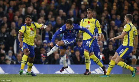 Huy diet Everton, Chelsea len dinh bang xep hang - Anh 1