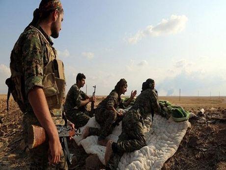 SDF: Lien quan khong dong vai tro trong hoat dong giai phong Raqqa - Anh 1