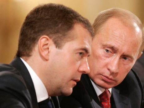 Thu tuong Medvedev: Nga san sang noi lai quan he tot dep voi My - Anh 1