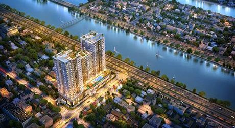 Vietcomreal chinh thuc cong bo du an Viva Riverside - Anh 1