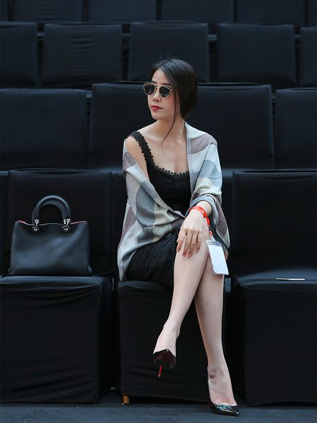 Top 8 Miss Earth – Nam Em tai xuat gian di tai Ha Noi - Anh 3