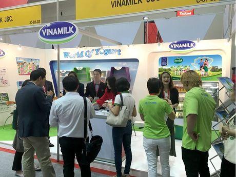 Sua chua Vinamilk duoc danh gia cao tai thi truong Thai Lan - Anh 1