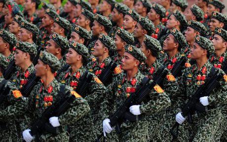 Bao Nhat: Viet Nam hien dai hoa quan doi, ngay cang tu tin - Anh 1