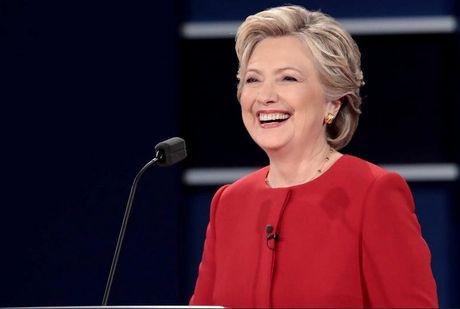 Google tiep tuc 'chon' Hillary Clinton la Tong thong tiep theo cua nuoc My - Anh 1