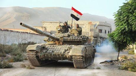 Quan doi Syria dap tan cuoc tan cong cua phien quan Hoi giao o Hama - Anh 1