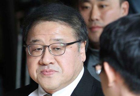 Han Quoc chinh thuc bat giu cuu Thu ky cua Tong thong Park Geun-hye - Anh 1