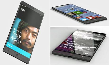 Microsoft sap ra mat smartphone moi chay Windows 10 Mobile - Anh 2