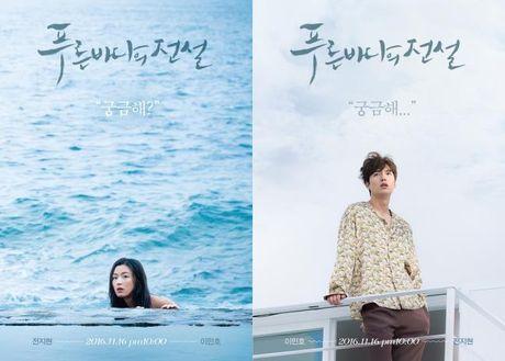 Cha Tae Hyun se hoi ngo 'co nang ngo ngao' Jun Ji Hyun trong phim moi - Anh 2