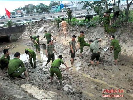 300 thanh nien huong ung 'Ngay chu nhat Xanh - Sach - Dep' - Anh 1