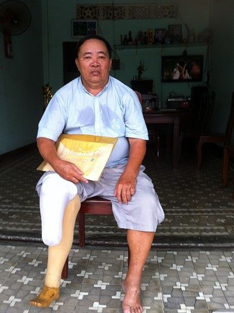 TP.HCM: Thuong binh 1/4 sao mai chua duoc cap Giay chu quyen nha - Anh 1
