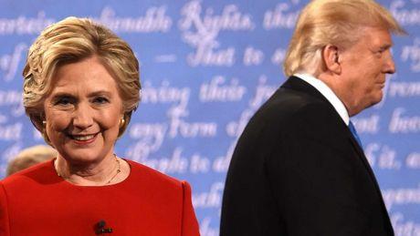 Nhung cot moc chinh trong cuoc dua tranh cu Trump - Clinton - Anh 1