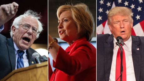 Nhung cot moc chinh trong cuoc dua tranh cu Trump - Clinton - Anh 3