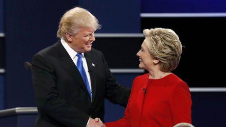 Nhung cot moc chinh trong cuoc dua tranh cu Trump - Clinton - Anh 4