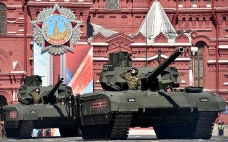 Tinh bao Anh danh gia cao sieu xe tang Armata cua Nga - Anh 2