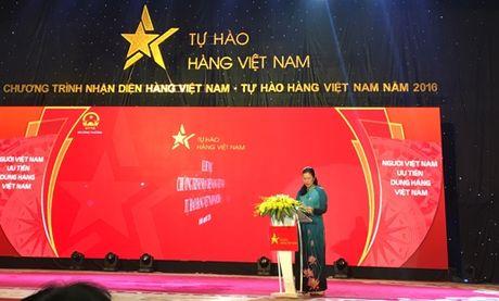 De nguoi tieu dung lua chon hang Viet - Anh 1