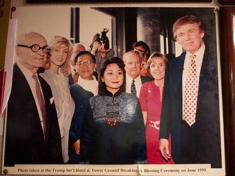 Thay phong thuy cua Trump chon ai lam tong thong My 2016? - Anh 2