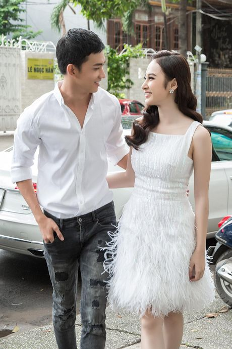 Vo Canh tinh tu dua don Angela Phuong Trinh - Anh 2