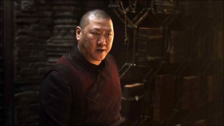 Dien vien goc A tai My khong hanh phuc voi 'Doctor Strange' - Anh 2