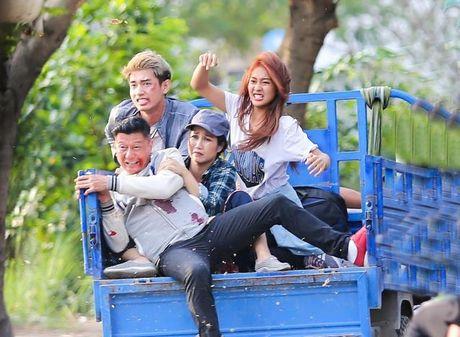 Phim dien anh cua hot girl Kha Ngan len song truyen hinh - Anh 1