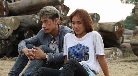 Phim dien anh cua hot girl Kha Ngan len song truyen hinh - Anh 2
