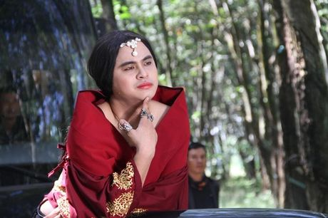 Phim dien anh cua hot girl Kha Ngan len song truyen hinh - Anh 3