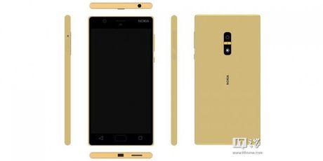 Ro ri hinh anh duoc cho la smartphone Android cua Nokia - Anh 4
