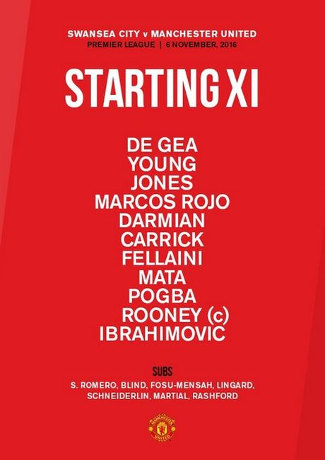 Swansea vs MU (0-3, H1): Ibrahimovic lap cu dup - Anh 14