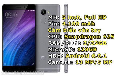 Xiaomi trinh lang 3 smartphone thiet ke dep, cau hinh tot, gia sieu re - Anh 1