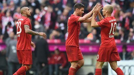 Hang cong tit ngoi, Bayern may man co 1 diem nho doi thu 'tang' ban thang - Anh 2