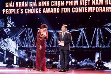 Ly Nha Ky quy phai tai be mac LHP quoc te Ha Noi 2016 - Anh 1