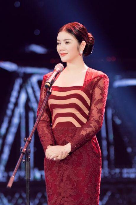 Ly Nha Ky quy phai tai be mac LHP quoc te Ha Noi 2016 - Anh 3