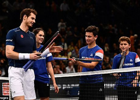 Andy Murray: 'La so mot the gioi that tuyet voi, nhung lam bo con tuyet voi hon' - Anh 3