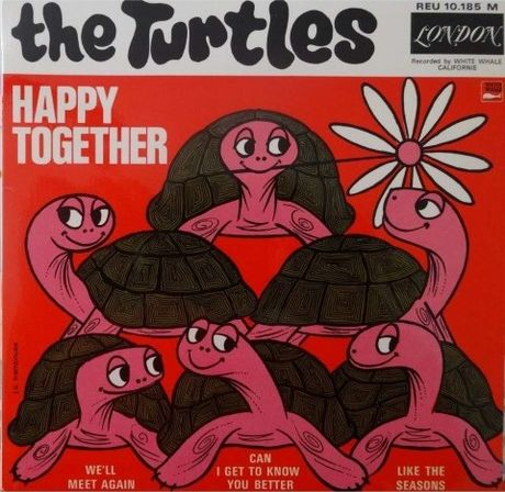 'Happy Together' - Bai hat cua mot thoi dam say - Anh 1
