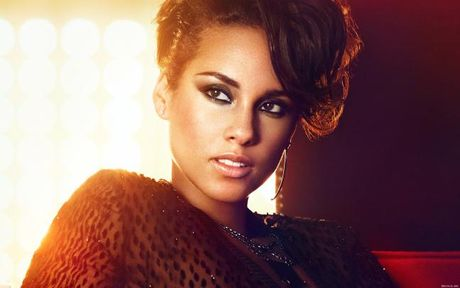 Alicia Keys: 'Dieu tot dep se luon ket noi voi nhau' - Anh 1