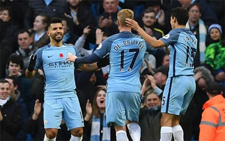 Aguero phung phi co hoi, Man City bi Middlesbrough cam hoa - Anh 2