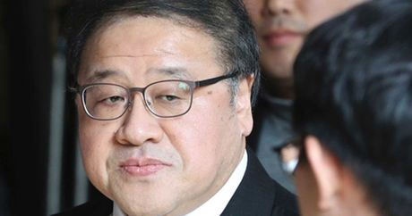 Han Quoc bat giu hai cuu phu ta cua Tong thong Park Geun hye - Anh 1