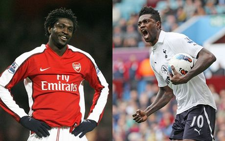 Walcott, Kane va danh sach 'Vua pha luoi' o derby Arsenal - Tottenham - Anh 11