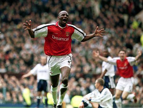 Walcott, Kane va danh sach 'Vua pha luoi' o derby Arsenal - Tottenham - Anh 5