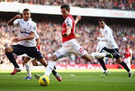 Walcott, Kane va danh sach 'Vua pha luoi' o derby Arsenal - Tottenham - Anh 8