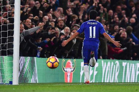 Cham diem Chelsea 5-0 Everton: Nga mu truoc Eden Hazard - Anh 12