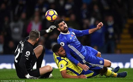 Cham diem Chelsea 5-0 Everton: Nga mu truoc Eden Hazard - Anh 13
