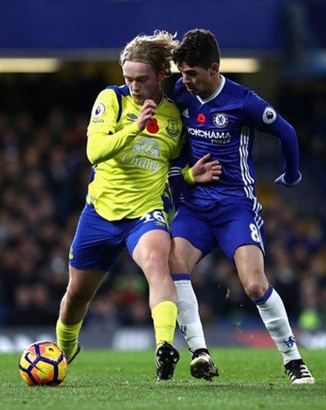Cham diem Chelsea 5-0 Everton: Nga mu truoc Eden Hazard - Anh 14